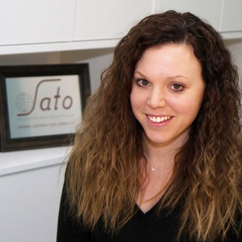 Julia Haupt, SATO Tours